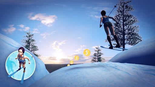 Ski Jump Super