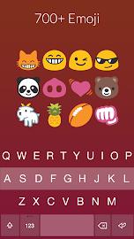 Fleksy Keyboard Screenshot 3