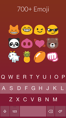 Fleksy Keyboard + Emoji 3.2.9 Final APK