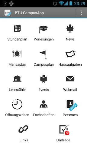 BTU CampusApp Beta
