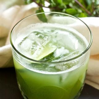 Minted Cucumber Cooler.
