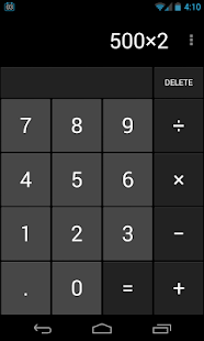 Calculator Simple PRO