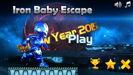 Iron baby escape