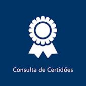 Consulta Certidões