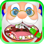 Christmas Dentist Office Santa - Doctor Xmas Games icon