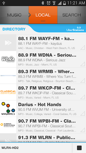 XiiaLiveu2122 - Internet Radio 3.3.3.0 screenshots 6