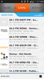 XiiaLive™ - Internet Radio- screenshot thumbnail