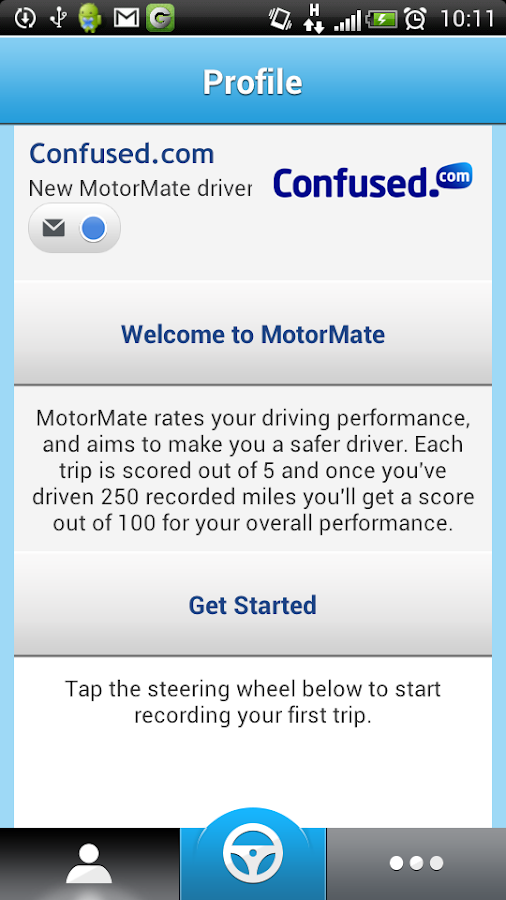 MotorMate by Confused.com- screenshot