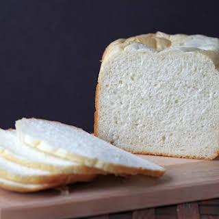 Basic Bread Machine Loaf.