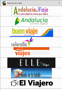Revistas de Viajes screenshot 11