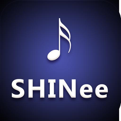 SHINee Lyrics LOGO-APP點子