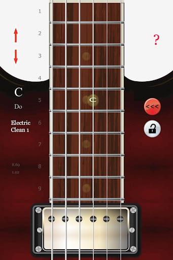 バーチャルギター - アコースティックギターとエレキギター