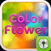 Color Flower Locker