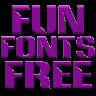 Fun Fuentes para FlipFont® icon