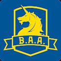 BAA Marathon logo
