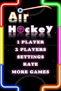 Air Hockey Deluxe- screenshot thumbnail