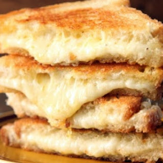 The World's Greatest Grilled Cheese