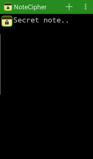 【免費生產應用App】NoteCipher-APP點子