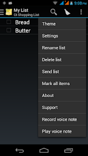 OI Voice Notes- screenshot thumbnail