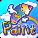 Paint study (Kids Education) logo