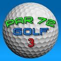 Par 72 Golf  Lite logo