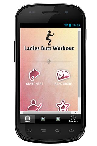 Ladies Butt Workout
