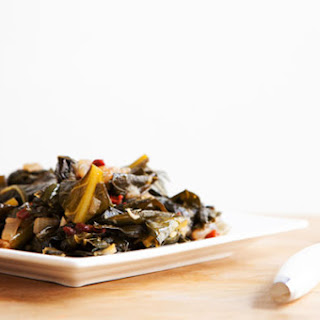 Chipotle Collard Greens