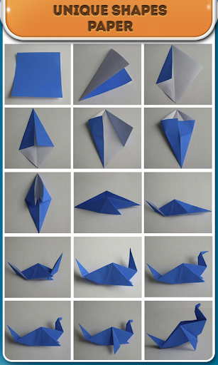 Step by Step Origami