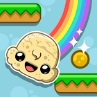 Ice Cream Drop icon