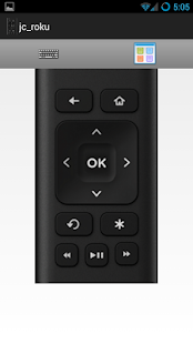 Roku Remote - screenshot thumbnail