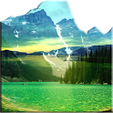 Mountains Wallpaper icon