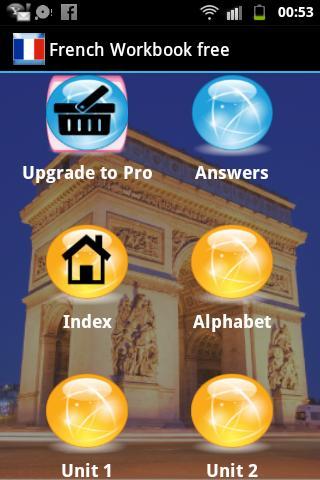 【免費書籍App】French Workbook-APP點子