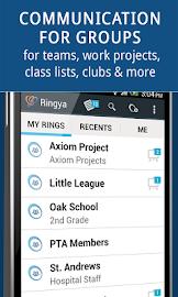 Communication for Groups Screenshot 1