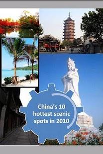 China hottest spots in 2010- screenshot thumbnail