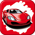 Car Scratch Game for Kids icon