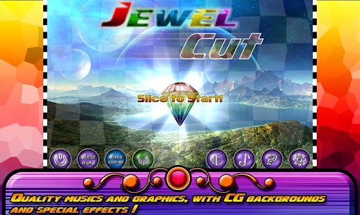 Jewel Cut Ninja - screenshot thumbnail