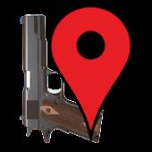 Střelecká mapa ~ZbraneKvalitne