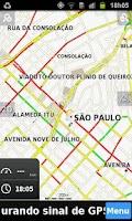 Screenshot of Vivo Co-Piloto Trânsito