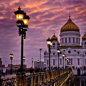 by Dejan Dajković - Buildings & Architecture Public & Historical ( sky, church, street, bridge )