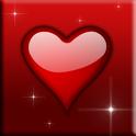 Shiny Love Hearts Live icon