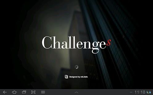 Challenges le magazine- screenshot thumbnail