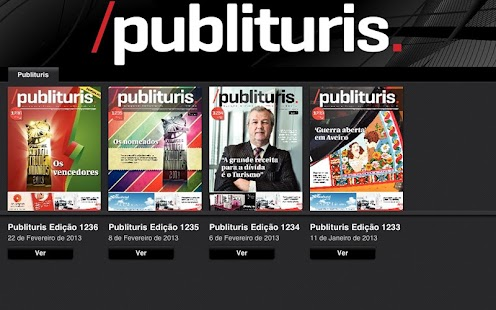 Publituris- screenshot thumbnail