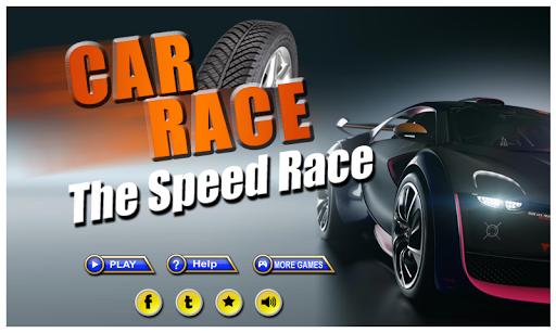 Car Race The Speed Race