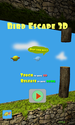 Bird Escape 3D