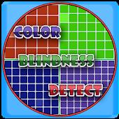 Color Blindness Detect