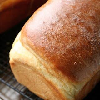Rosebud's Butter-Topped White Bread.