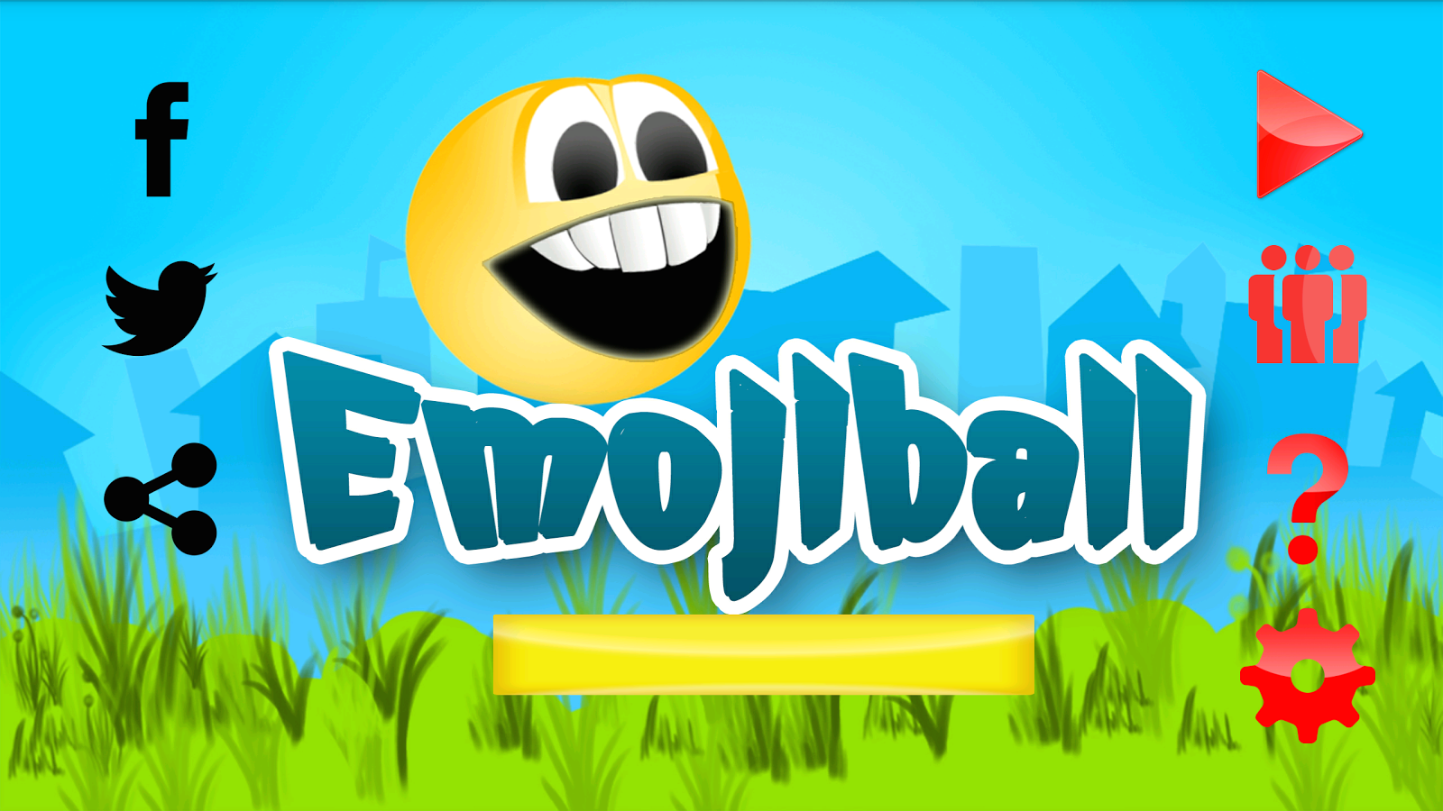 Emojiball- screenshot