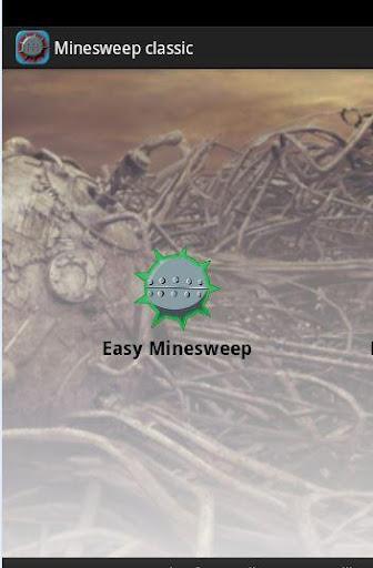 Minesweep Classic Game