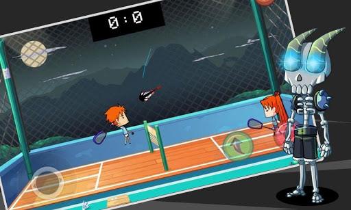 Badminton free