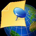 mcGPSReminder SMS plugin icon